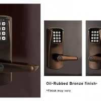 Ilco Oracode 660 Electronic Lock Oil Rubbed Bronze