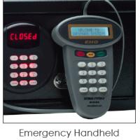 Safemark Emergency Handheld Override