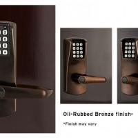 Ilco Oracode 660 Electronic Lock Oil Rubbed Bronze