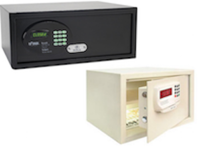 JSH & Safemark In-Room Safes