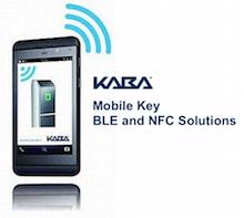 Kaba Mobile Key